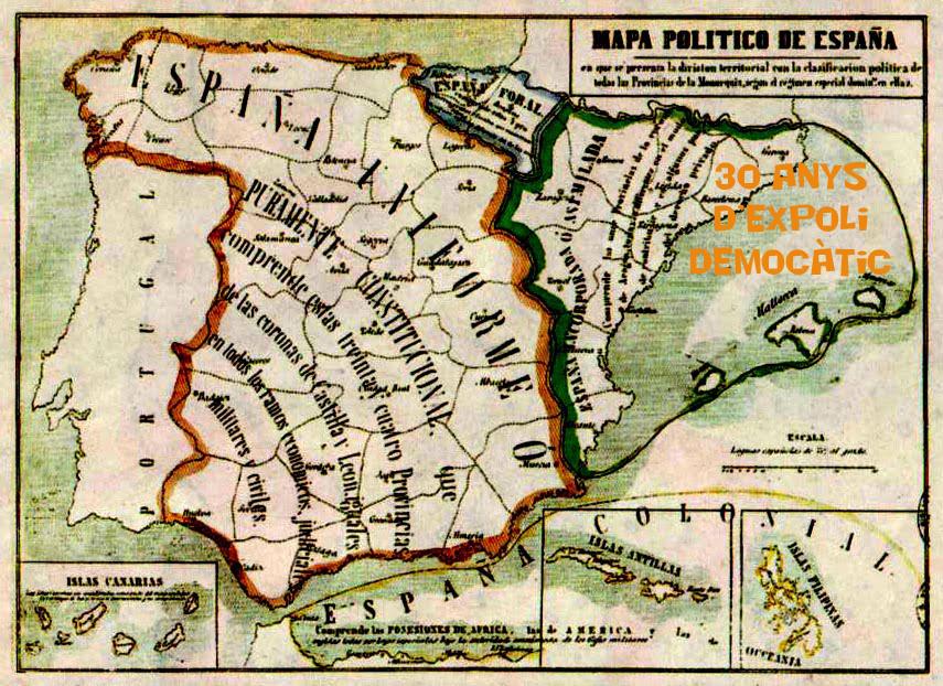 Mapa de 1850